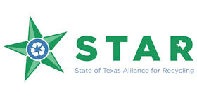Trashbusters is a member of the State of Texas Alliance for Recycling